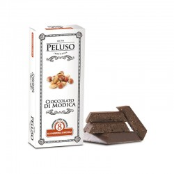 Modica Chocolate - Almond & Hazelnut by Peluso