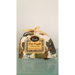 Handmade Panettone flavoured with Passito 500g